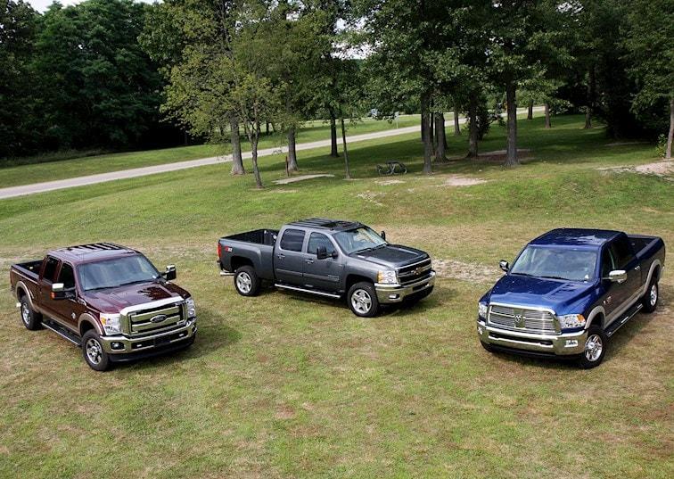 The Best Used Diesel Trucks for 30K