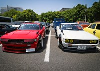 two wide showa car meet 2018 intro