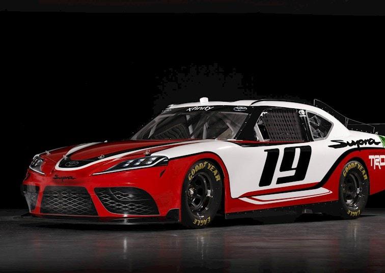 Toyota Supra Coming to NASCAR Xfinity Series