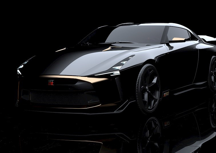 Futuristic NISMO: Nissan and Italdesign Reveal GT-R50 Prototype