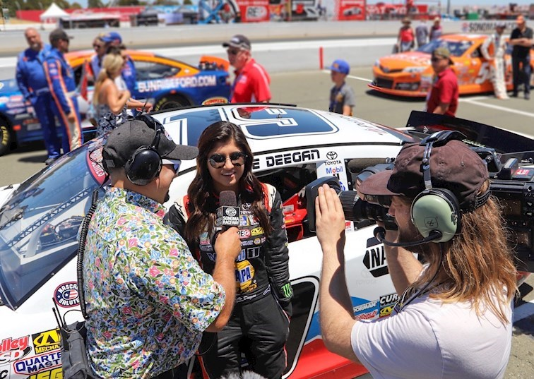 NASCAR and Toyota Racing Are Breaking Barriers in Motorsports