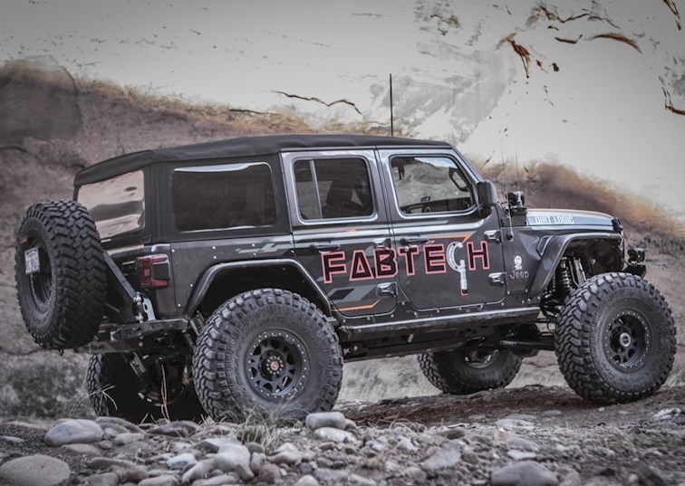 Ride of the Week: Fabtech Jeep JL [VIDEO]