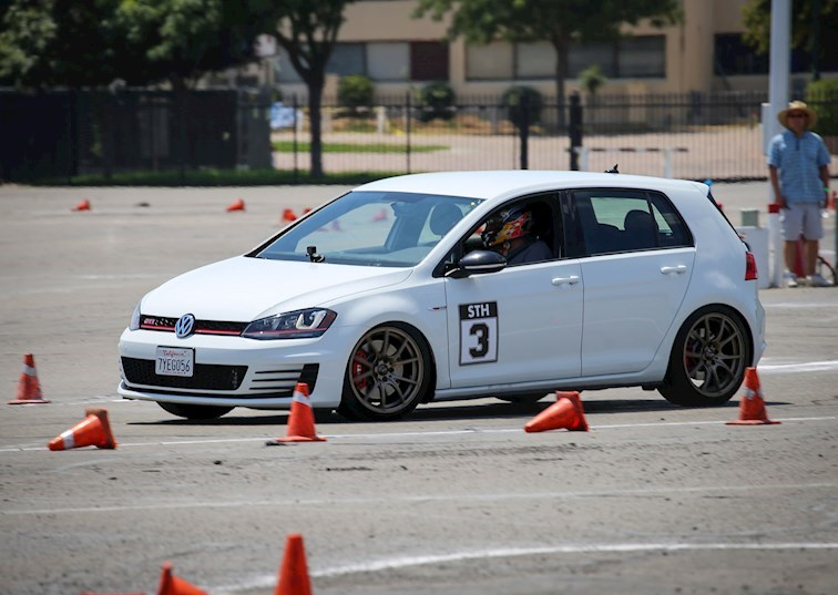 More Speed, More Fun: Project Golf GTI Returns to Autocross
