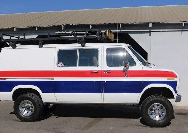 Listen Up, Fool! 5 Reasons Why Vans Are the Ultimate Getaway Vehicle