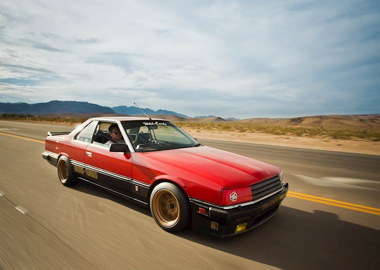 Sin City Special: 1983 Nissan Skyline R30