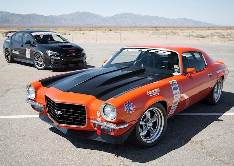 Driver Battles Episode 6 In-Car Footage: '72 Camaro vs. '15 WRX STI [VIDEO]