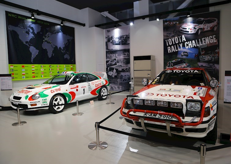 Dirt Legends in the City: JDM Rally History on Display in Tokyo
