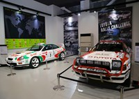two wide toyota rally museum tokyo lead