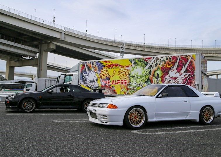 Daikoku Sundays: The World's Greatest Pop-Up Car Meet