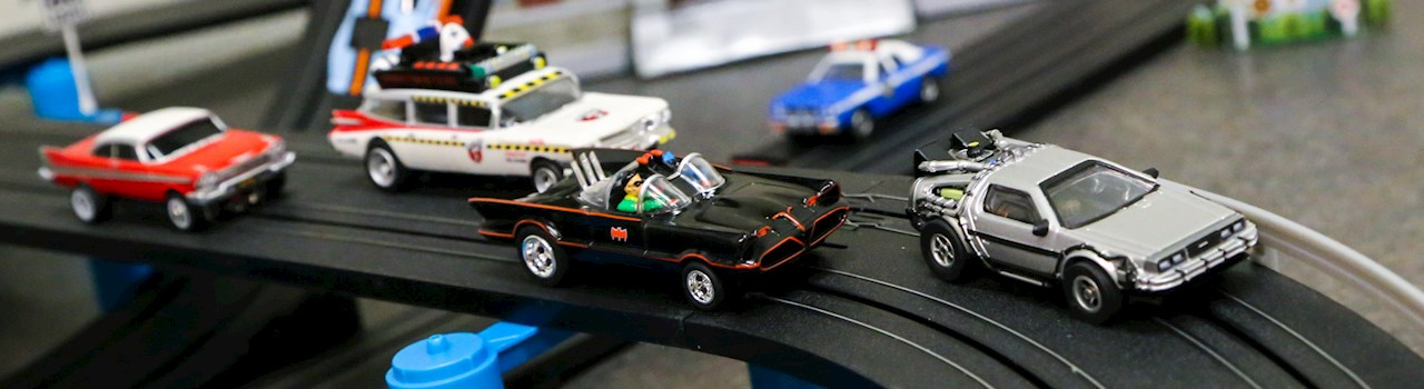 Slot Cars Forever! Rediscovering the Fun of Miniature Racing