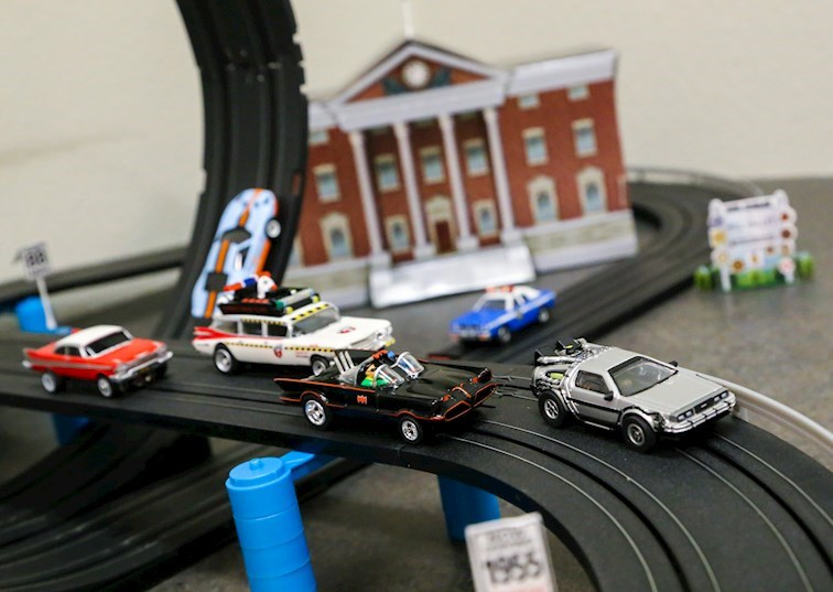 Slot Cars Forever! Rediscovering the Fun of Miniature Racing with Auto World