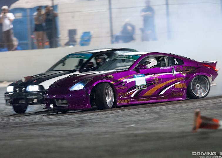 Top 7 Drivers in Top Drift