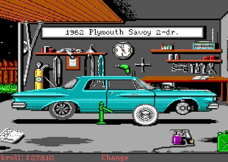 Back to '89: Before There Was Forza & Gran Turismo, There Was Street Rod