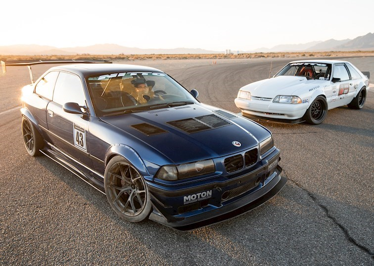 Mustang vs. LS-Swapped E36 M3: Meet the Cars of Driver Battles Episode 7