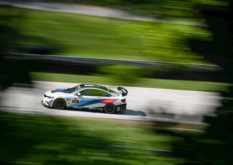 10 Most Exciting Moments From IMSA Road America