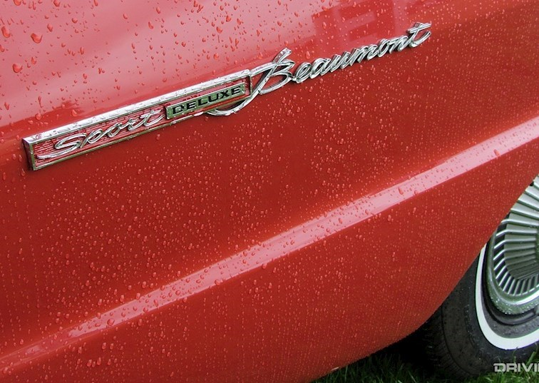 The Beaumont SD Is the Chevelle SS Americans Never Got to Drive