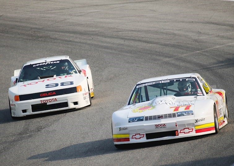 Racing Like the Good Old Days: The Rolex Motorsport Reunion at Laguna Seca [Gallery]