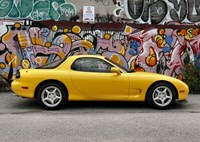 two wide 1993 mazda rx 7 fd review photo benjamin hunting driving line00043