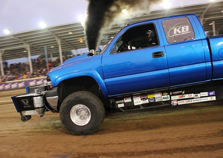 Nitto Tires: The Tread of Choice for Pullers, Drag Racers and Street Trucks