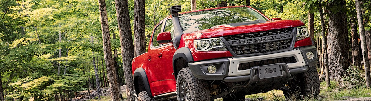 The New Overland King? Chevy Introduces 2019 Colorado ZR2 Bison | DrivingLine