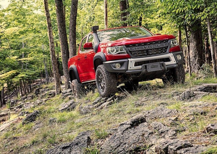 The New Overland King? Chevy Introduces 2019 Colorado ZR2 Bison