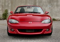 two wide 2004 mazdaspeed mx 5 miata review photo benjamin hunting driving line00010