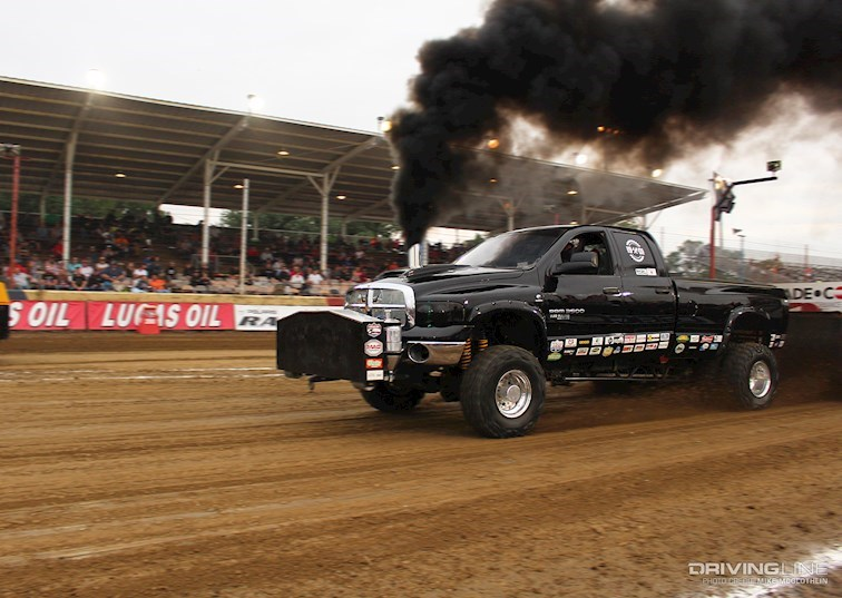 All Greased Up: A 1900HP Pulling Machine