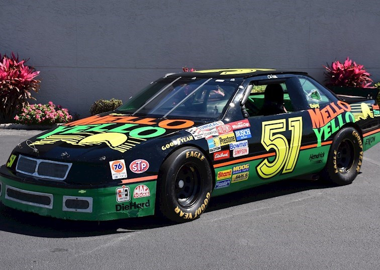 Vintage NASCAR Star: The Stock Car From Days Of Thunder Is for Sale