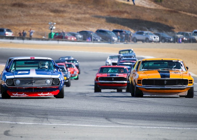 Is Vintage Trans Am the Greatest Racing in the World? [Gallery]