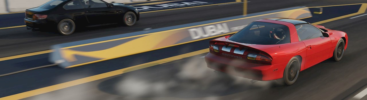 1320 Life: Forza Motorsport 7 Drag Mode Review | DrivingLine