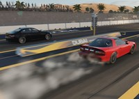 two wide forza 7 drag 24 lead