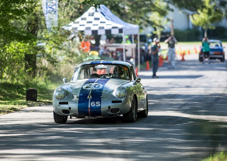 Automotive Racing History Revived at the Empire Hill Climb