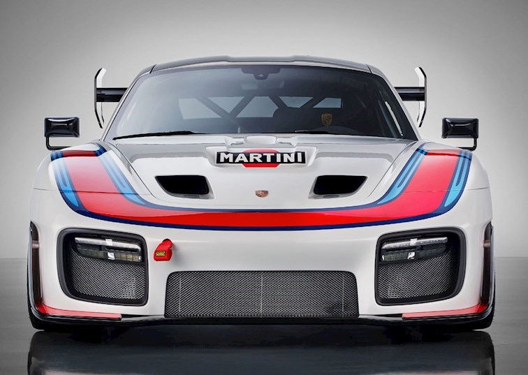 The 935 is Back: Porsche Unveils the Ultimate Throwback Machine at Rennsport