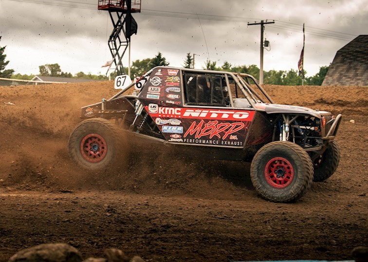Ultra4 Rounds Out It's Inaugural Nitto Triple Crown of Off-Road at Crandon World Championships [Gallery]