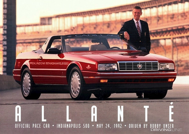 The Cadillac Allante and Chrysler TC by Maserati: Detroit Luxury's '80s-Era Swan Song