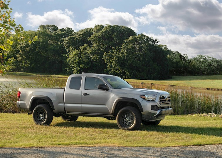 Toyota Blacks Out Their Off-Road Lineup