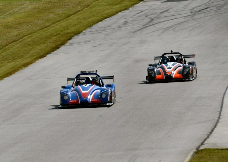 Getting Radical on Track at VIR With Formula Experiences