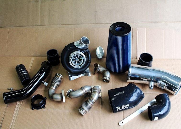 2011-2014 Post-Warranty Power Stroke Fix Part 2: Turbo & CP4.2 Install