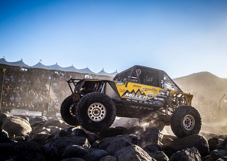 2-Time King Erik Miller Takes Home His First Ultra4 National Championship