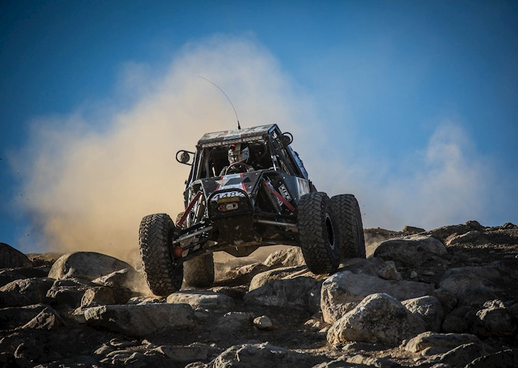 JP Gomez Wins Nationals in Back-to-Back Ultra4 Victories