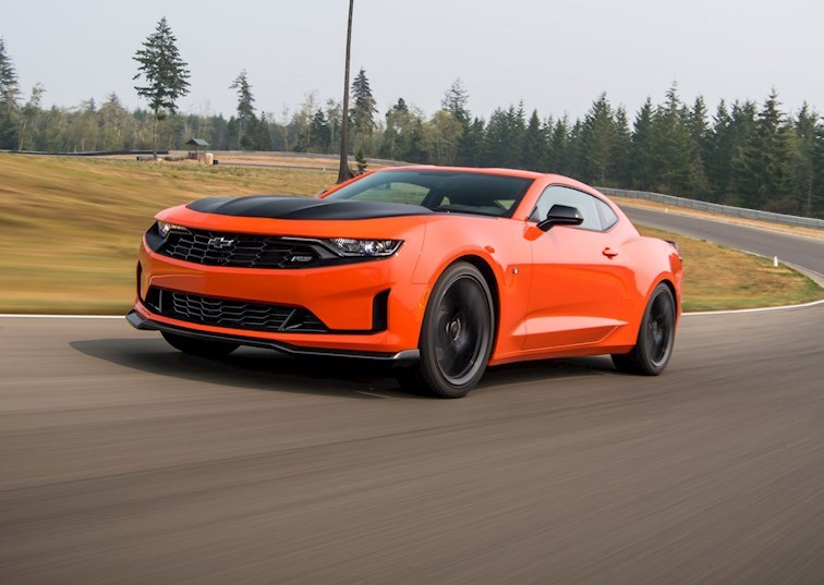 A Camaro Hybrid? Don't Be Surprised to See It Soon