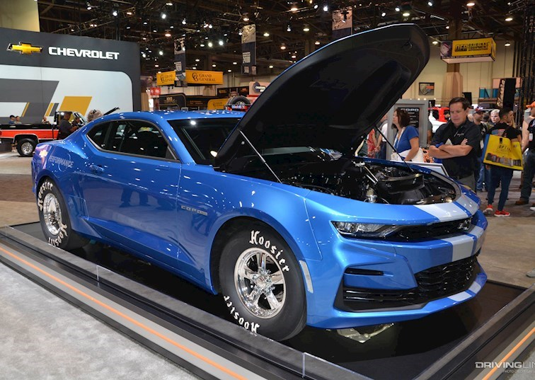Top Stock Drag Cars of Today and Tomorrow