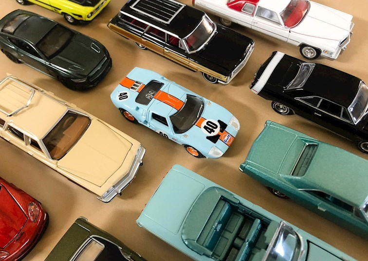 Americana in True 1:64 Scale: The Fun of Die-Cast Collecting with Auto World