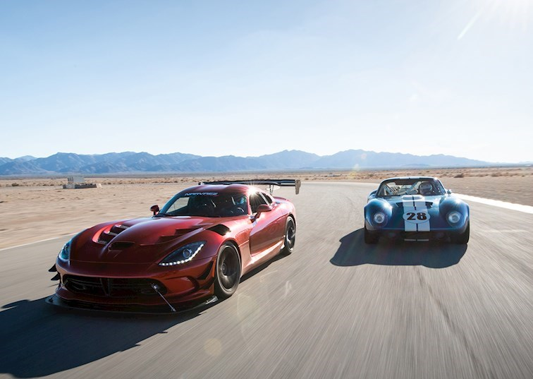 Driver Battles Episode 8: Type 65 Coupe vs. Viper ACR TA