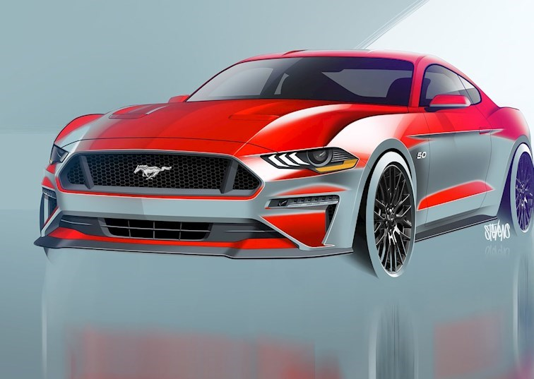 Family Pony: The Four-Door Mustang May Be Coming