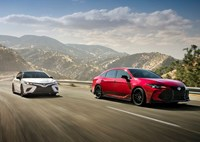 two wide trd camry avalon 05