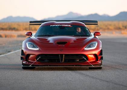 Ride Of The Week Roys Time Attack Viper ACR TA Video
