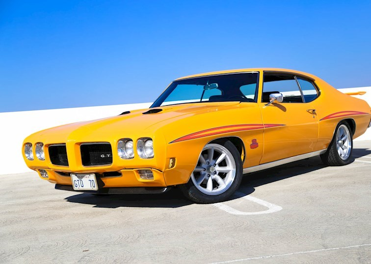 Retro Style, Modern Grip: Project GTO Gets New Wheels and Tires