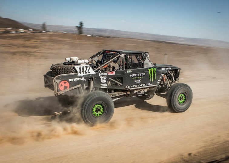 Trophy Hunting—Baja Style: Casey Currie Dominates the 51st Baja 1000