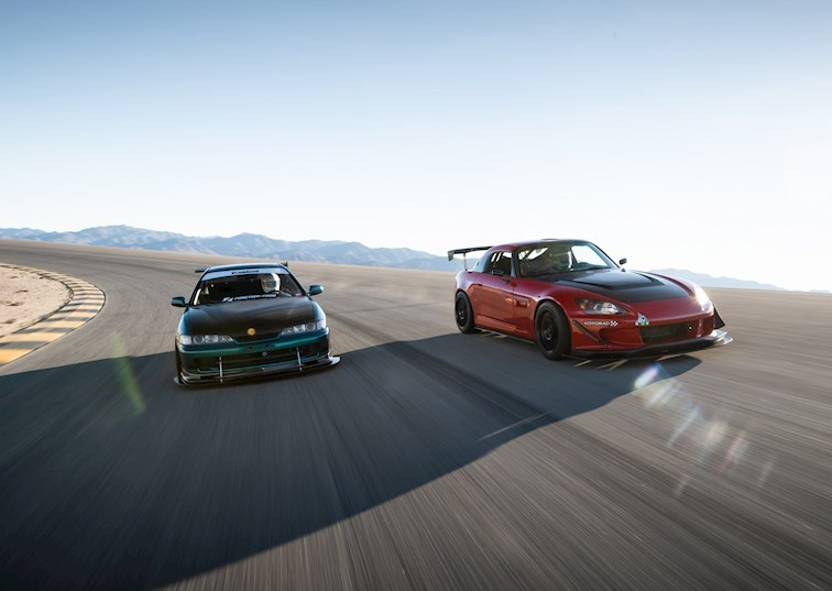 Driver Battles Episode 9: Honda S2000 vs. Acura Integra [Video]